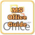 Complete Guide MS Office(Word, Excel, Powerpoint) Icon
