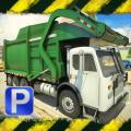 Garbage Truck Simulator Game Icon