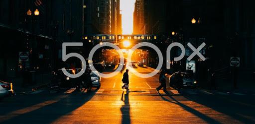 500px – Photo Sharing & Photography Community apk