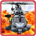 Helicopter Fighter puzzle game Icon