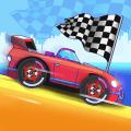 Downhill Racing Icon