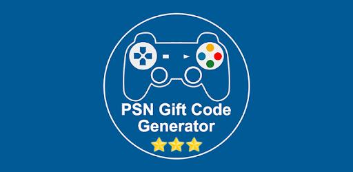 Free PSN Gift codes & cards Generator apk
