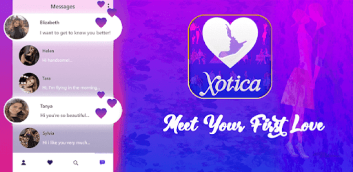Xotica - New Dating App: Chat, Date, Meet, Singles apk