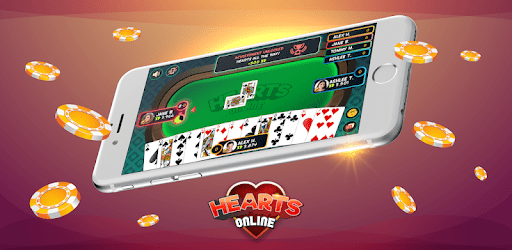 Hearts Online - Play Free Hearts Card Game apk