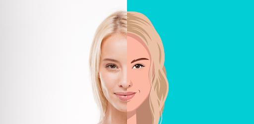 Mirror FaceStar: Cartoon Decide Wheel apk