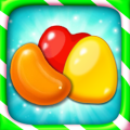 Booster Candy Magic - Sweet Match 3 Pop Game Icon