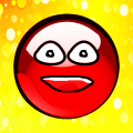 Red Ball 5 Icon