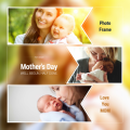 Happy Mother's Day Photo Frames Cards 2020 Icon
