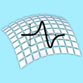 Financial mathematics Icon