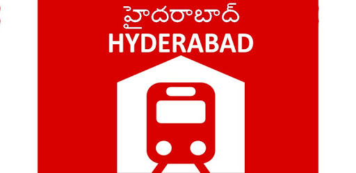 Hyderabad Metro & Local Train Route Map Timetable apk