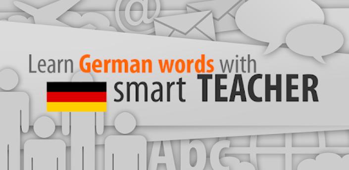 Learn German words with Smart-Teacher apk