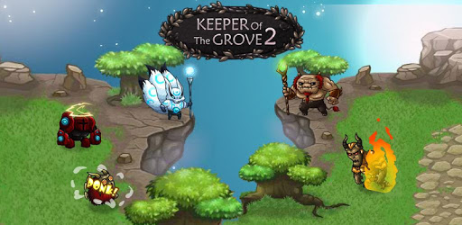 Keeper of the Grove 2: Tower Defense apk