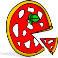 PizzApp - pizza calculator Icon