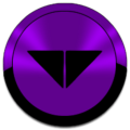 Purple and Black Icon Pack ✨Free✨ Icon
