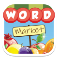 Word Market Icon