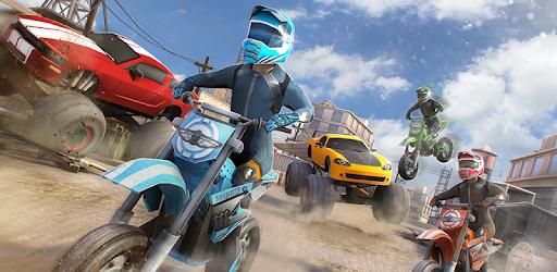 Free Motor Bike Racing - Fast Offroad Driving Game apk