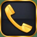 Black Dialer Theme App Icon