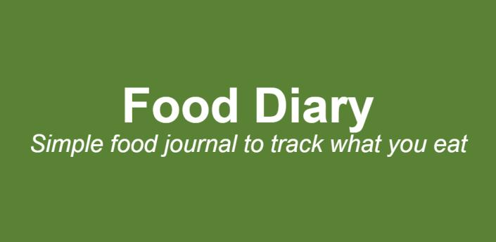 Food Diary - Food Tracker and Diary apk