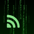 Matrix Wallpaper on Chromecast Icon