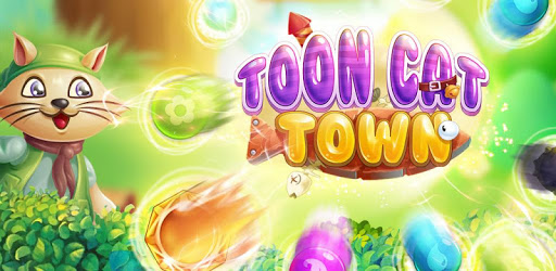 Toon Cat Town - Toy Quest Story Tune Blast Games apk