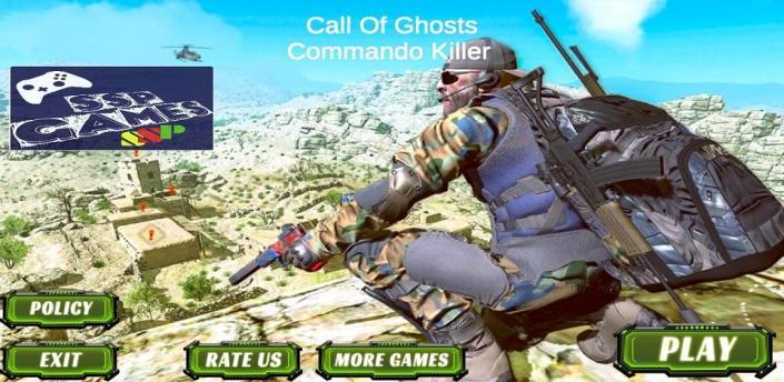FPS Shooter Games : Commando Killer - The Ghosts apk
