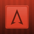 Wooden Icons Red By Arjun Arora Icon
