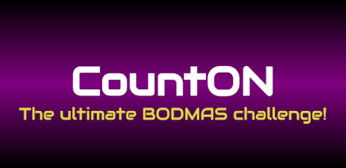 CountON - BODMAS Math Puzzles apk