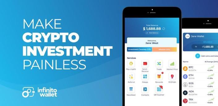 Infinito Wallet - Crypto Wallet & DApp Browser apk