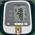 Finger Blood Pressure Checker Icon