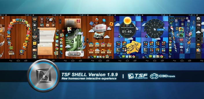 TSF Shell apk