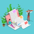 Blog writing guide: become a blogger & earn money Icon