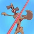 Laser Run Icon