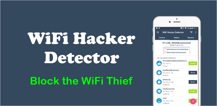 WiFi Thief Detector - Detect Who Use My WiFi apk