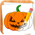 How to Draw Halloween Icon