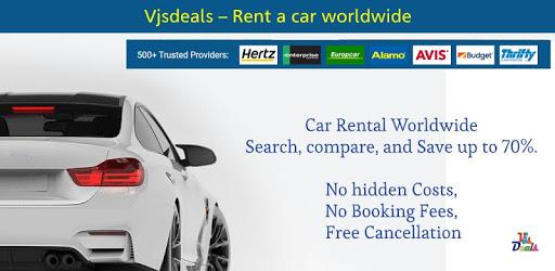 vjsdeals - Car Rental Worldwide apk