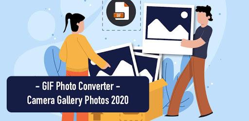 Convert Photos to GIF - GIF Maker 2020 apk