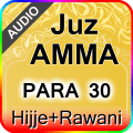 Juz Amma with Hijje (PARA 30) Icon