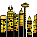 World Cities for Muzei Icon