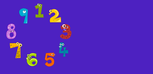 Learn numbers 1-9 (Free educational game) apk