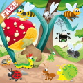 Worms and Bugs for Toddlers Icon