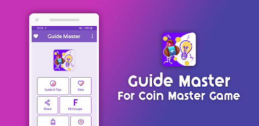 Guide Master - Guide & Tips For Coin Master 2020 apk