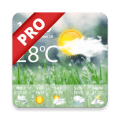 Weather Pro - Weather Real-time Forecast Icon
