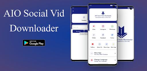AIO Social Video Downloader apk