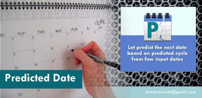Predicted Date apk
