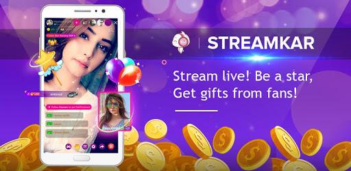 StreamKar - Live Streaming, Live Chat, Live Video apk
