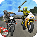 Moto Bike Attack Rider: Bike Racing Games 2019 Icon
