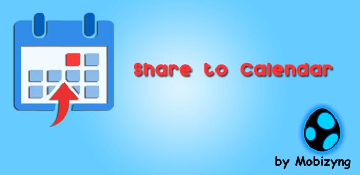 Share to Calendar V2 apk