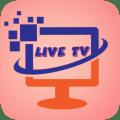Live Tv HD - Live Television HD Icon