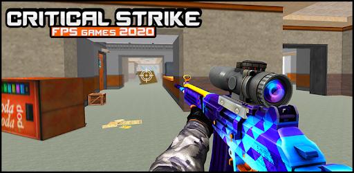 Critical Strike FPS Games 2020: Call of Shoot War apk