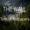 The Wall- Tons of Wallpapers Icon